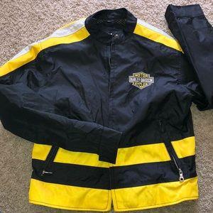 Harley Davidson women's riding jacket size Large